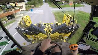 Download [HD]GoPro H5 @ Let´s Drive John Deere 8500i beim Maishäckseln! Video