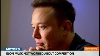 Download What Elon Musk Thinks of BMW's Electric Car Video