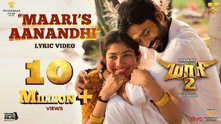 Download Maari 2 - Maari's Aanandhi | Dhanush | Ilaiyaraaja | Yuvan Shankar Raja | Balaji Mohan Video