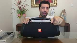 Download JBL BOOMBOX A CAIXA PORTÁTIL MAIS FORTE SUPEROU A XTREME APRESENTAÇÃO !!!!!A TREME CHÃO Video