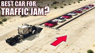 Download GTA V - Best Car for Traffic Jams? Video