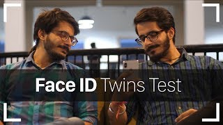Download iPhone X Face ID Test with Twins in India! Video