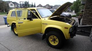 Download 1981 Toyota Trekker Future Project ??? Video
