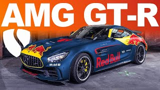 Download SALOMONDRIN REDBULL RACING MERCEDES AMG GT-R, AVENTADOR COMES IN FOR HELP. Video