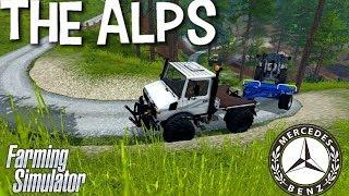 Download FS 15 THE ALPS #7 ″Ca sent le sapin ! ″ Video