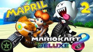 Download Let's Play - Mario Kart 8 Deluxe: Mario Kart Mapril (#2) Video