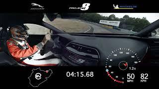 Download XE SV Project 8 quebra recorde em Nürburgring Video