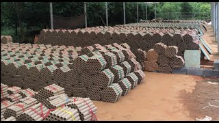 Download Fireworks Factory Tour - China Video