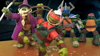 Download TMNT 2014 Stop Motion Halloween Special! Video