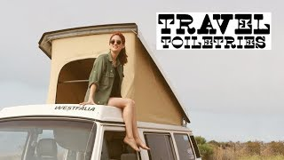 Download My Zero Waste Travel Toiletries for Van Life! Video