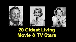 Download 20 Oldest Living Movie and TV Stars from Jerry Lewis to Olivia de Havilland Video
