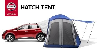Download Hatch Tent | Genuine Nissan Accessories Video
