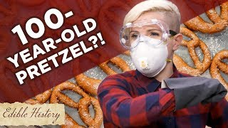 Download I Tried To Make A 100-Year-Old Pretzel Recipe •Tasty Video