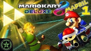 Download Let's Play - Mario Kart 8 Deluxe: Mario Kart Mapril (#1) Video