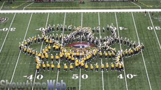 Download Southern University Halftime Fieldshow - 2016 Bayou Classic Game Video