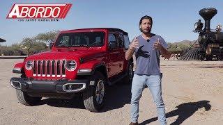 Download Jeep Wrangler 2018 - Prueba A Bordo Completa Video