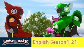 Download [English ver.dub ]MINIFORCE Season1 Ep21: Destined Rivals Video