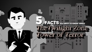 Download Top 5 facts about the Twilight Zone Tower of Terror at Disney California Adventure Video