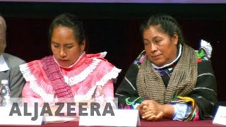 Download Mexico: Wrongly jailed women get public apology Video