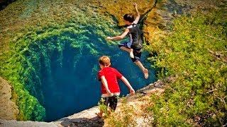 Download DANGEROUS Places You Should NEVER Swim! Video