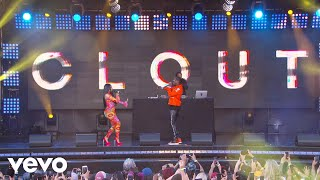 Download Offset - Clout Feat. Cardi B(Live on Jimmy Kimmel Live!) Video