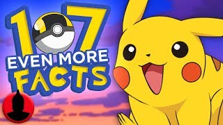 Download 107 EVEN MORE Pokémon Facts - Pokémon Week! (ToonedUp #207) | ChannelFrederator Video