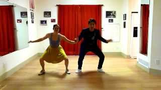 Download Learn to Swing Dance Lindy Hop   Level 6 Lesson 7 (Whitey's Performance Moves)   Shauna Marble Video