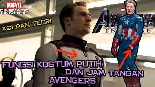 Download Ini Dia Fungsi Dari Seragam Putih Avengers Dan Jam Yang Dipakai Mereka Di Film Avengers End Game Video