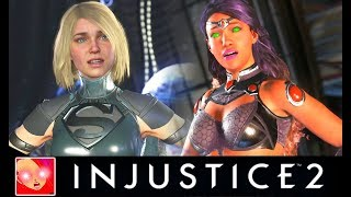 Download Injustice 2 - All Saddest Intro Dialogues [UPDATED] Video