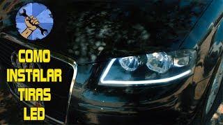 Download COMO INSTALAR TIRAS LED EN FAROS (COMPLETO) Video