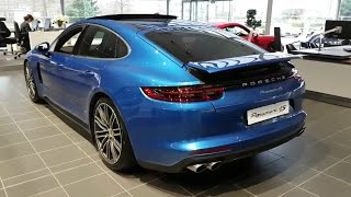 Download All new 2017 A Porsche Panamera 4S Twin Turbo V6 Interior and Exterior Review Video