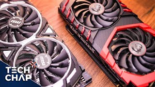 Download Graphics Card BUYING GUIDE 2017 - Which is Best?   The Tech Chap Video