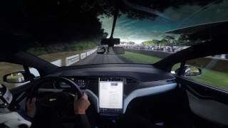 Download Model X at Goodwood Video