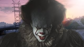 Download Pennywise SCARES the Life Out of People on GTA! | ″IT″ Trolling Video