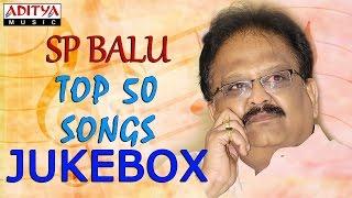 Download SP Balu Evergreen Top 50 Songs - Jukebox - ♫ Jabilli Kosam Akasamalle ♫ Video