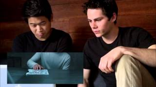 Download Maze Runner: The Scorch Trials - Cast Reaction Trailer Video
