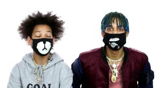Download Ayo & Teo Reveal The Meaning Behind Their Masks Video