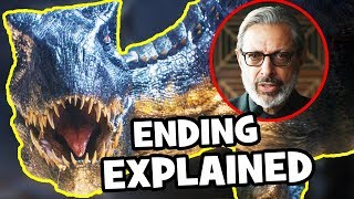 Download Jurassic World Fallen Kingdom ENDING & POST-CREDITS Explained, Jurassic World 3 & Easter Eggs Video