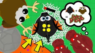 MOPE IO NO HIDING CHALLENGE! *Highscores Easy?* INSANE NEW MOPE