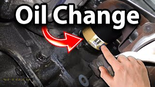 Download Change Your Own Oil And Save Video