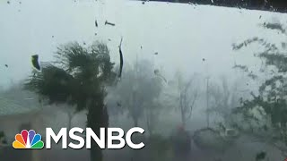Download How Hurricane Michael Will Affect People's Homes | Velshi & Ruhle | MSNBC Video