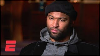Download DeMarcus Cousins exclusive on moving forward from injury, joining 'hated' Warriors | NBA Interview Video