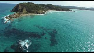 Download Drone Shark and Whale spotting at Byron and Brunswick Video