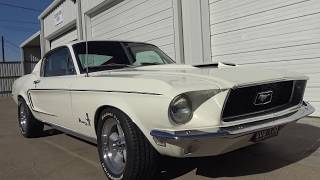 Download 1968 Ford Mustang Fastback in 4K Video