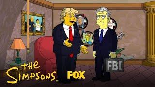 Download Mueller Meets Trump | Season 29 | THE SIMPSONS Video