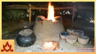 Download Primitive Technology: Pottery and Stove Video