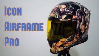 Download Icon Airframe Pro Pleasuredome 2 Full Face Helmet [RP Helmet Reviews] Video