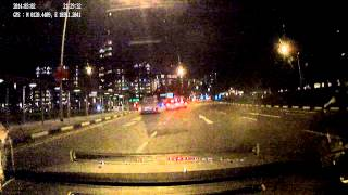 Download Accident between Toa Payoh Lor 6 & Lor 8 junction Video