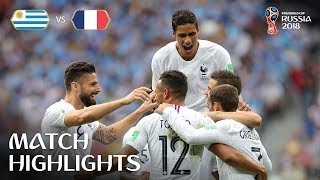 Download Uruguay v France - 2018 FIFA World Cup Russia™ - Match 57 Video