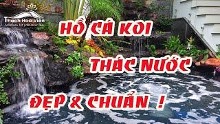 Download Thác Nước Hồ Koi nhà Anh Tuấn Video